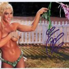 Gorgeous TORRIE WILSON Signed Autograph 8x10  Picture Photo REPRINT