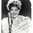 Gorgeous THELMA WHITE Signed Autograph 8x10  Picture Photo REPRINT