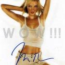 Gorgeous  UMA THURMAN Signed Autograph 8x10  Picture Photo REPRINT1
