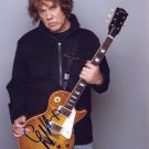 GARY MOORE  Signed Autograph 8x10  Picture Photo REPRINT