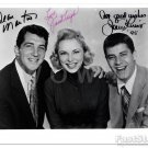 FRANK SINATRA  DEAN MARTIN JANET LEIGH Signed Autograph 8x10  Photo REPRINT