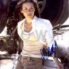 Gorgeous EVANGELINE LILLY Signed Autograph 8x10 inch. Picture Photo REPRINT