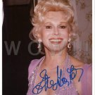 Gorgeous EVA GABOR Signed Autograph 8x10 inch. Picture Photo REPRINT