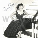 Gorgeous DONNA REED Signed Autograph 8x10 inch. Picture Photo REPRINT