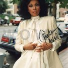 Gorgeous DIAHANN CARROLL Signed Autograph 8x10 inch. Picture Photo REPRINT