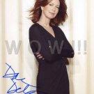 Gorgeous DANA DELANI Signed Autograph 8x10 inch. Picture Photo REPRINT