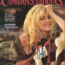 Gorgeous CRYSTAL BERNARD Signed Autograph 8x10 inch. Picture Photo REPRINT