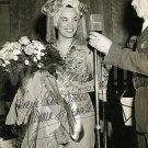 Gorgeous CARMEN MIRANDA Signed Autograph 8x10 inch. Picture Photo REPRINT