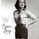 Gorgeous COLEEN GRAY Signed Autograph 8x10 inch. Picture Photo REPRINT