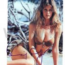 Gorgeous CLAUDIA SCHIFFER Signed Autograph 8x10 inch. Picture Photo REPRINT