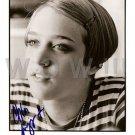 Gorgeous CHLOE Signed Autograph 8x10 inch. Picture Photo REPRINT