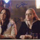 MEGAN FOX , AMANDA SEYFRIED Signed Autograph 8x10 Picture Photo REPRINT