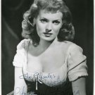 Gorgeous MAUREEN O`HARA Signed Autograph 8x10 Picture Photo REPRINT