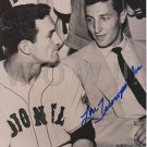 ORIGINAL LOU TSIOROPOULOS of CELTICS 8x10 Signed  Autographed Photo