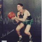 ORIGINAL BILL SHARMAN of CELTICS 8x10 Signed  Autographed Photo