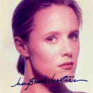 Gorgeous MARY STUART MASTERSON Signed Autograph 8x10 Picture Photo REPRINT