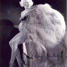Gorgeous MARY CARLISLE Signed Autograph 8x10 Picture Photo REPRINT