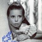 Gorgeous MARGARET O`BRIEN Signed Autograph 8x10 Picture Photo REPRINT