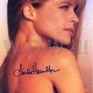 Gorgeous LINDA HAMILTON Signed Autograph 8x10 Picture Photo REPRINT