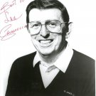 LOU CARNESSECCA  Signed Autograph 8x10 inch. Picture Photo REPRINT