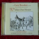 """WITHIN OUR HOUSE * by GARY BROOKER (CD, Sep-1997, Repertoire)  PROCOL HARUM"