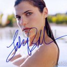 Gorgeous LAKE BELL Signed Autograph 8x10 Picture Photo REPRINT