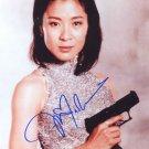 Gorgeous MICHELLE YEOH Signed Autograph 8x10 Picture Photo REPRINT
