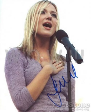 Gorgeous JEWEL Signed Autograph 8x10  Picture Photo REPRINT