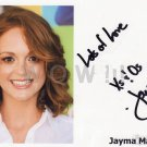 Gorgeous JAYMA MAYS Signed Autograph 8x10  Picture Photo REPRINT