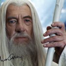 IAN McKELLEN  Signed Autograph 8x10 inch. Picture Photo REPRINT