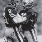 Original DWIGHT CLARK of 49ers 8x10 Signed  Autographed  Photo Picture