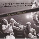 Original EARNIE SHAVERS 8x10 Signed  Autographed  Photo Picture PSA COA