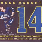 Original RENE  ROBERT 8x10 Signed  Autographed  Photo Picture Lithograph