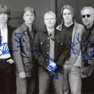 YARDBIRDS ROCK BAND Signed Autograph 8x10  Picture Photo REPRINT