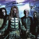 WHITE ZOMBIE Signed Autograph 8x10  Picture Photo REPRINT