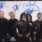 VELVET REVOLVER Signed Autograph 8x10  Picture Photo REPRINT