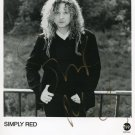 SIMPLY RED  Signed Autograph 8x10  Picture Photo REPRINT