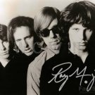RAY MANZAREK of The DOORS  Signed Autograph 8x10 inch. Picture Photo REPRINT