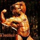 Bodybuilder MARK DUGDALE High Definition 13x19 inch  Photo Picture Print