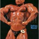 Bodybuilder ANDREAS MUNZER High Definition 13x19 inch  Photo Picture Print