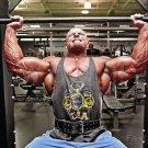 Bodybuilder MARIUS DOHNE High Definition 13x19 inch  Photo Picture Print