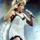 TINA TURNER  Signed Autograph 8x10  Picture Photo REPRINT