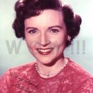 Gorgeous BETTY WHITE Signed Autograph 8x10 inch. Picture Photo REPRINT