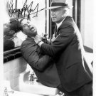 GEORGE PEPPARD  Signed Autograph 8x10 inch. Picture Photo REPRINT