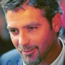 GEORGE CLOONEY  Signed Autograph 8x10 inch. Picture Photo REPRINT