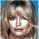 Original  GOLDIE HAWN 11x14 Signed  Autographed  Photo Poster