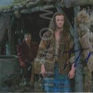 Original  CHRISTOPHER LAMBERT 8x10 Signed  Autographed  Photo Picture