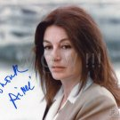 Gorgeous ANOUK AIMEE Signed Autograph 8x10 inch. Picture Photo REPRINT