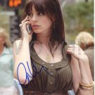 Gorgeous ANNE HATHAWAY Signed Autograph 8x10 inch. Picture Photo REPRINT