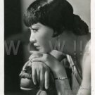 Gorgeous ANNA MAE WONG Signed Autograph 8x10 inch. Picture Photo REPRINT